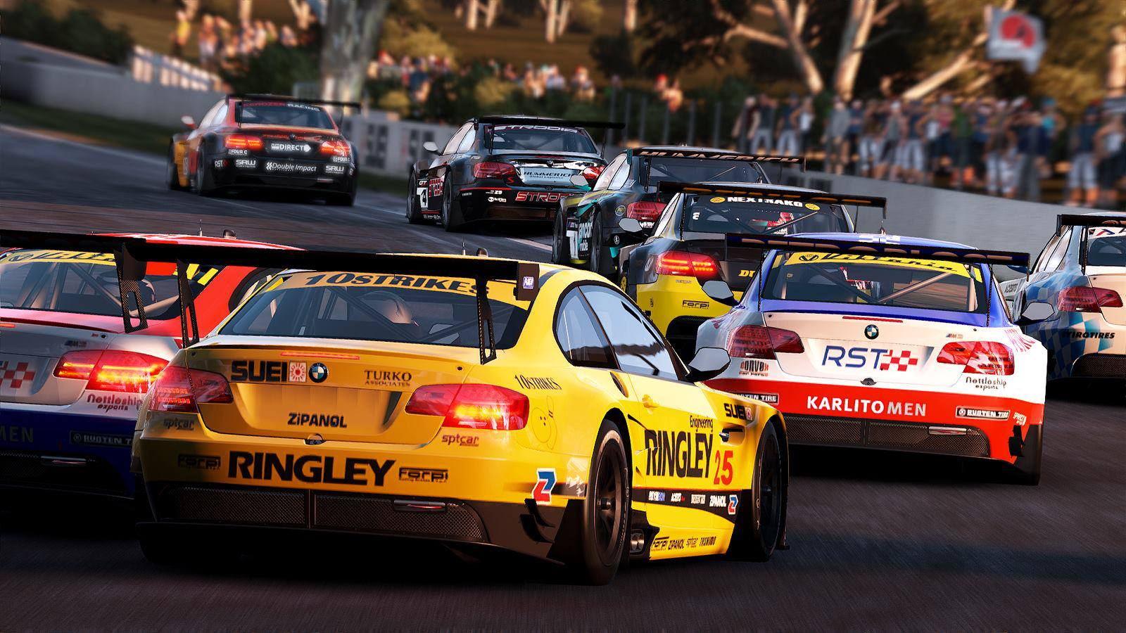 Project CARS builds now available on Steam