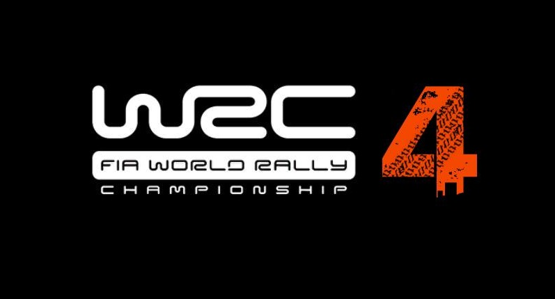 WRC4 officially announced for October