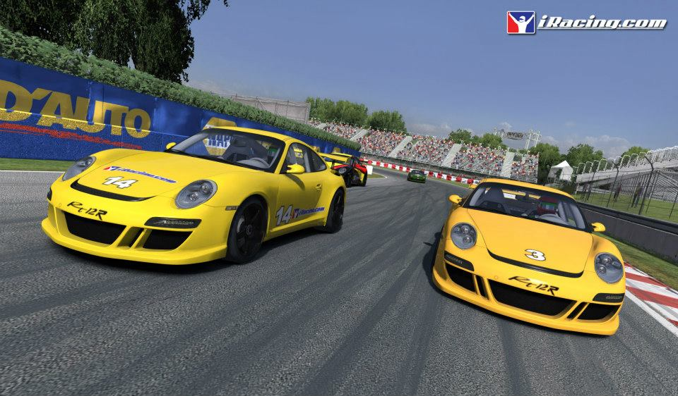 iRacing Ruf RT-12R screenshots released