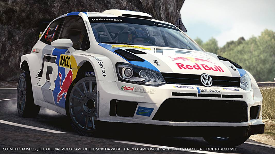 WRC 4 gameplay video showcases improved Finland stage