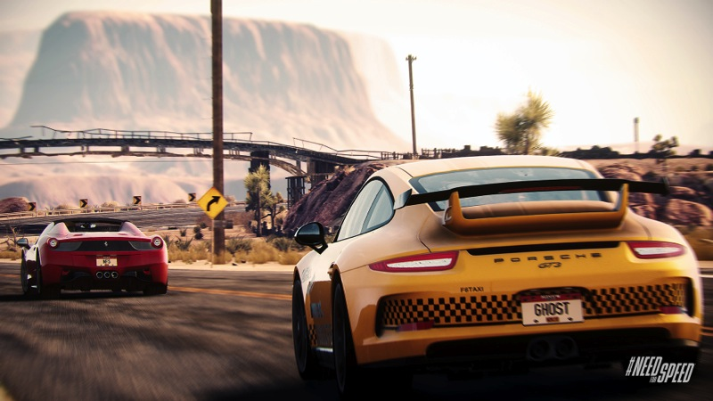 Need for Speed: Rivals adds Undercover cops, brings back car customisation