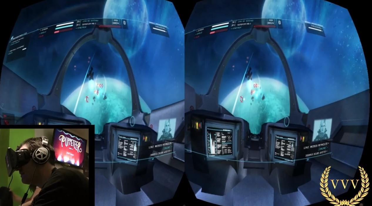 Geek Week: first look at Oculus Rift
