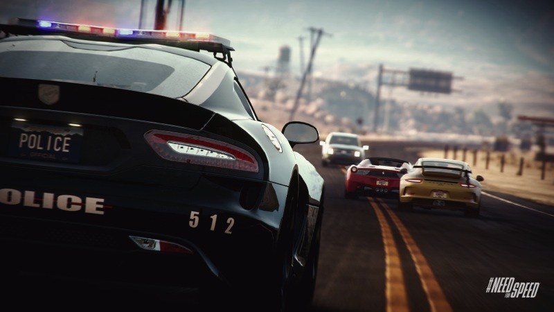 Criterion's license revoked: EA Ghost now in charge of Need for Speed