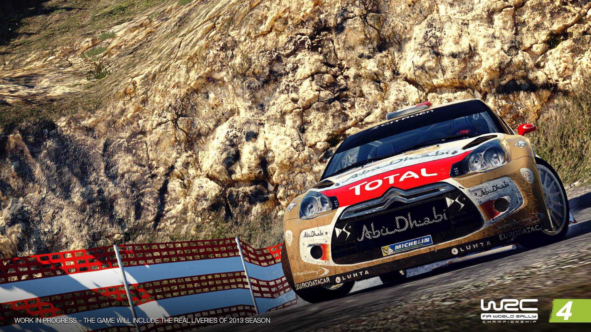 WRC 4 trailer showcases new lighting and weather effects