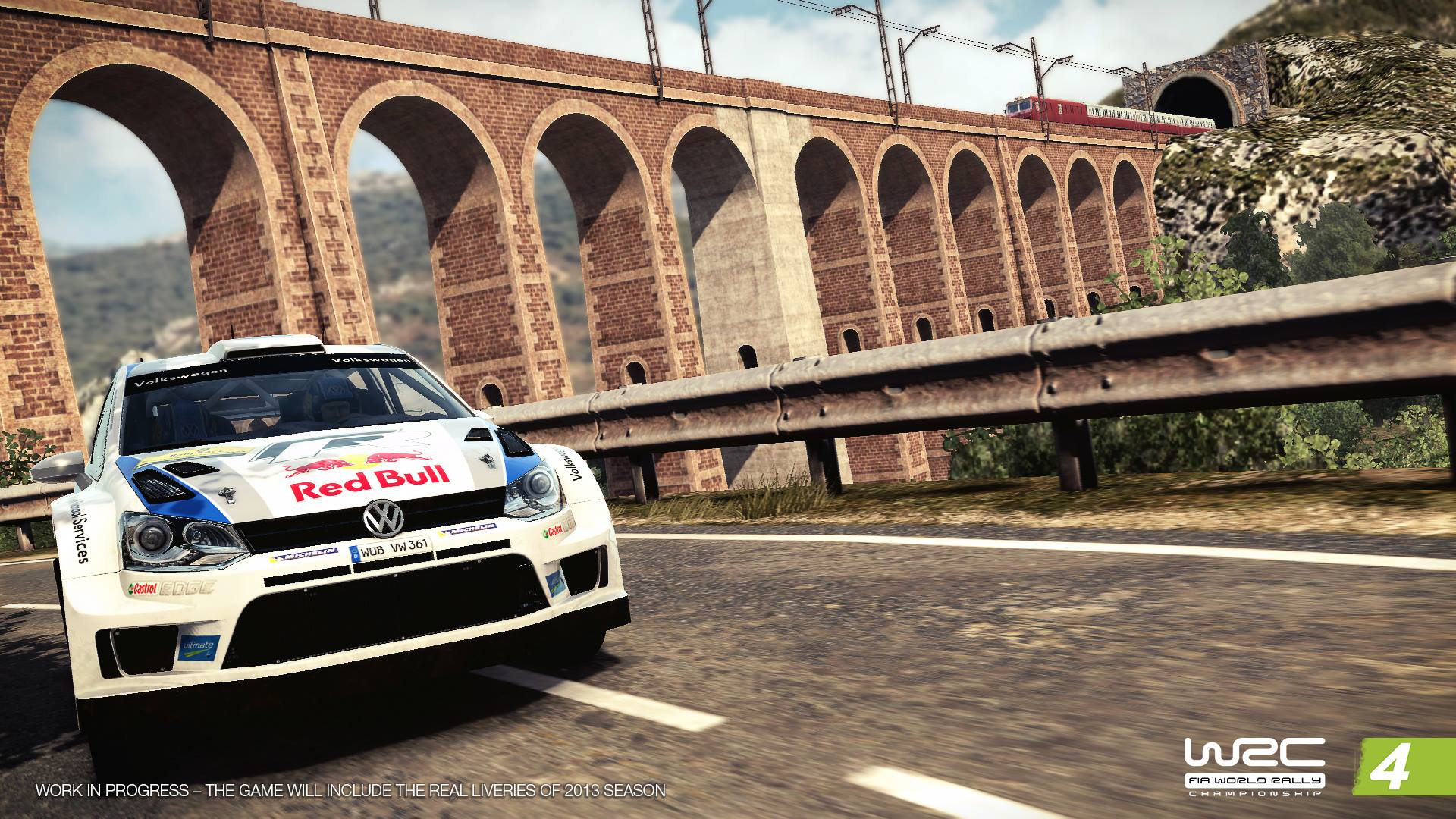 WRC 4 gameplay trailer takes us through Germany's winding roads