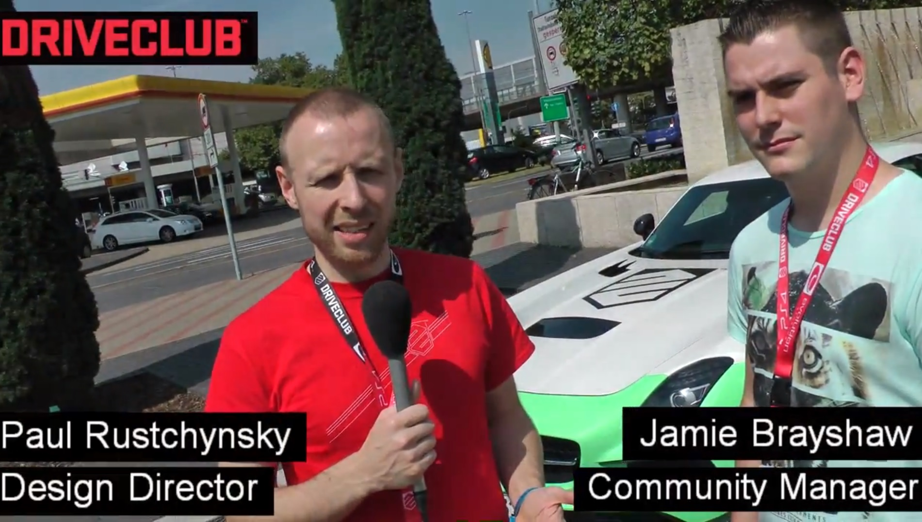 DriveClub Gamescom interview