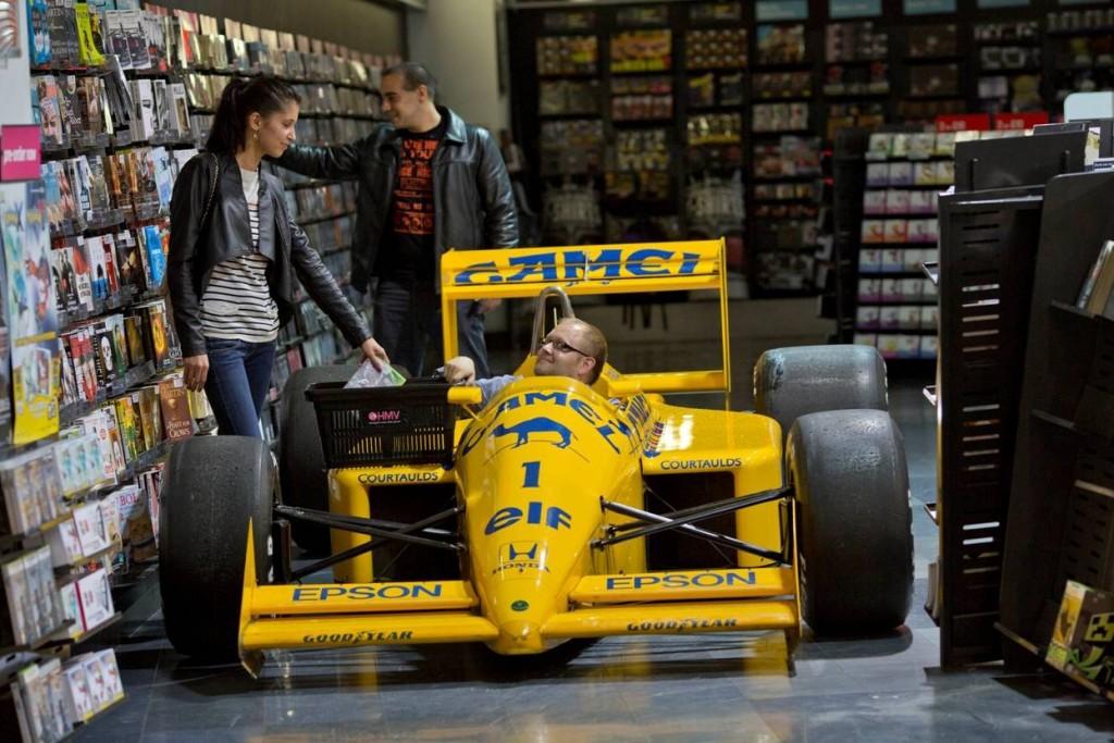 F1 2013 Hmv Oxford Street Launch Team Vvv