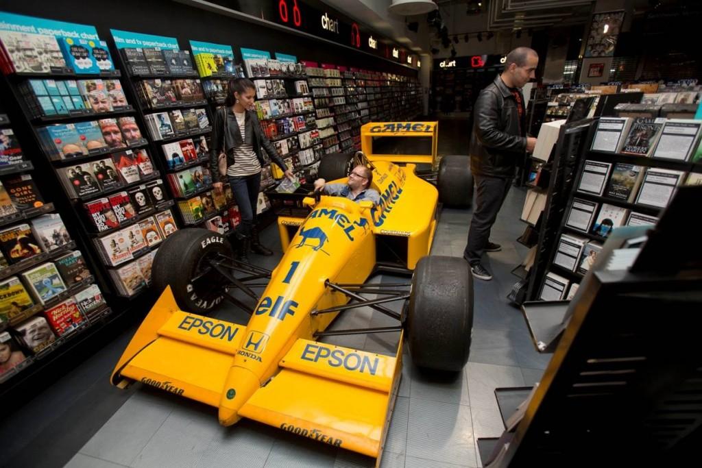 Games F Car