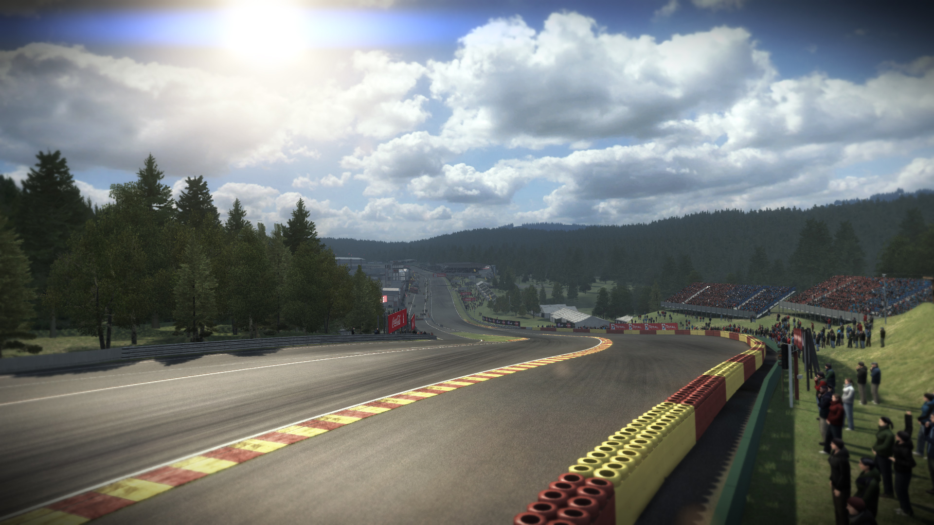 Spa Track Pack Released For Grid 2 Quot Will Be Joined By