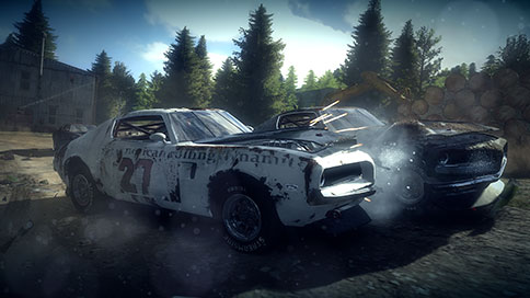 BugBear cancels Next Car Game Kickstarter, sneak peek technology demo released