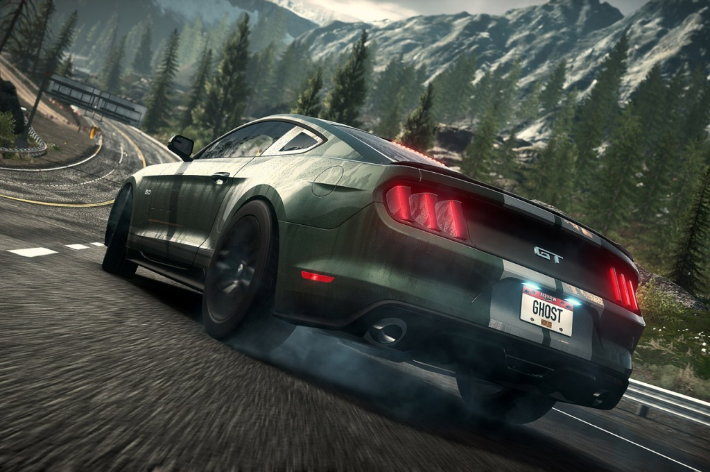 Need for Speed Rivals 2015 Ford Mustang :: Team VVV