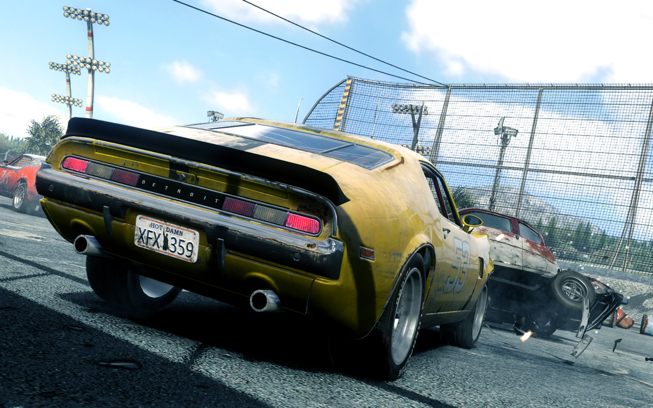 Next Car Game released on Steam Early Access