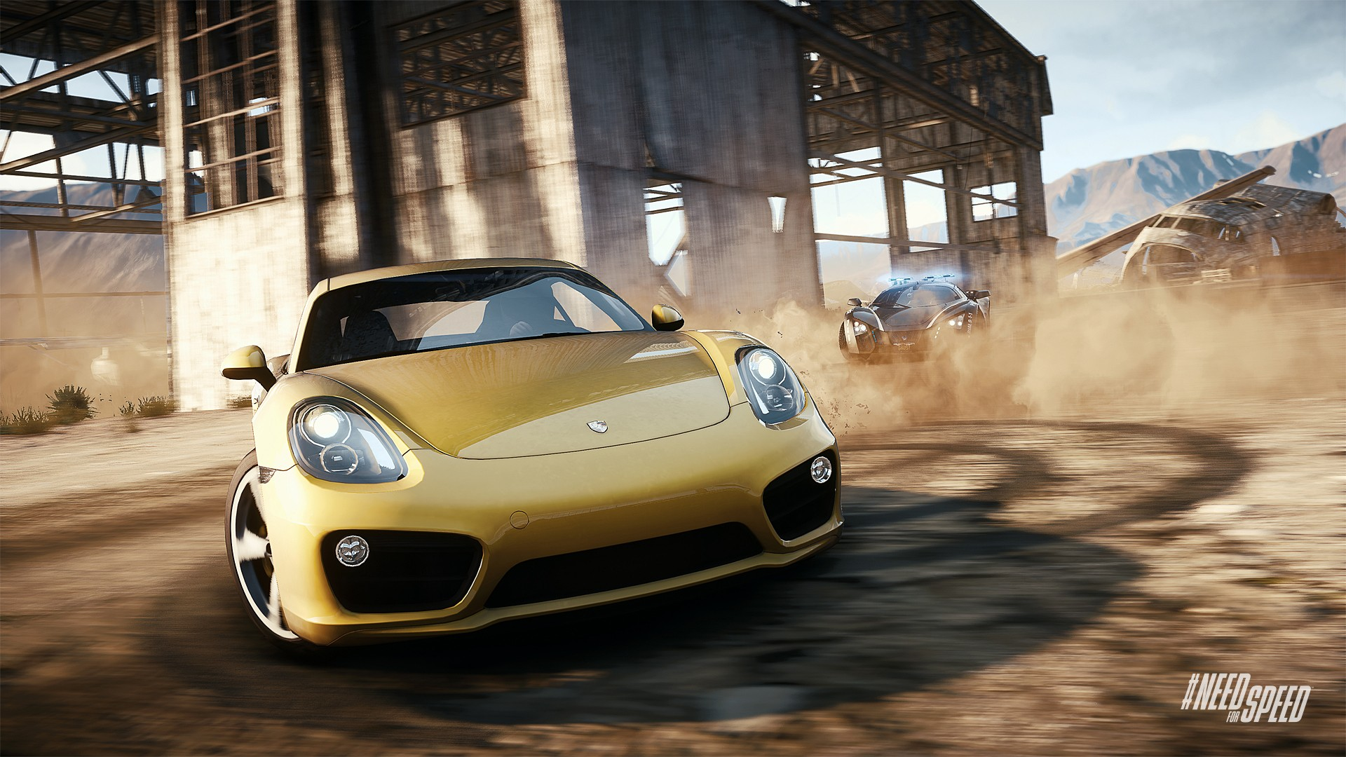 Need For Speed Underground Dirt S Car