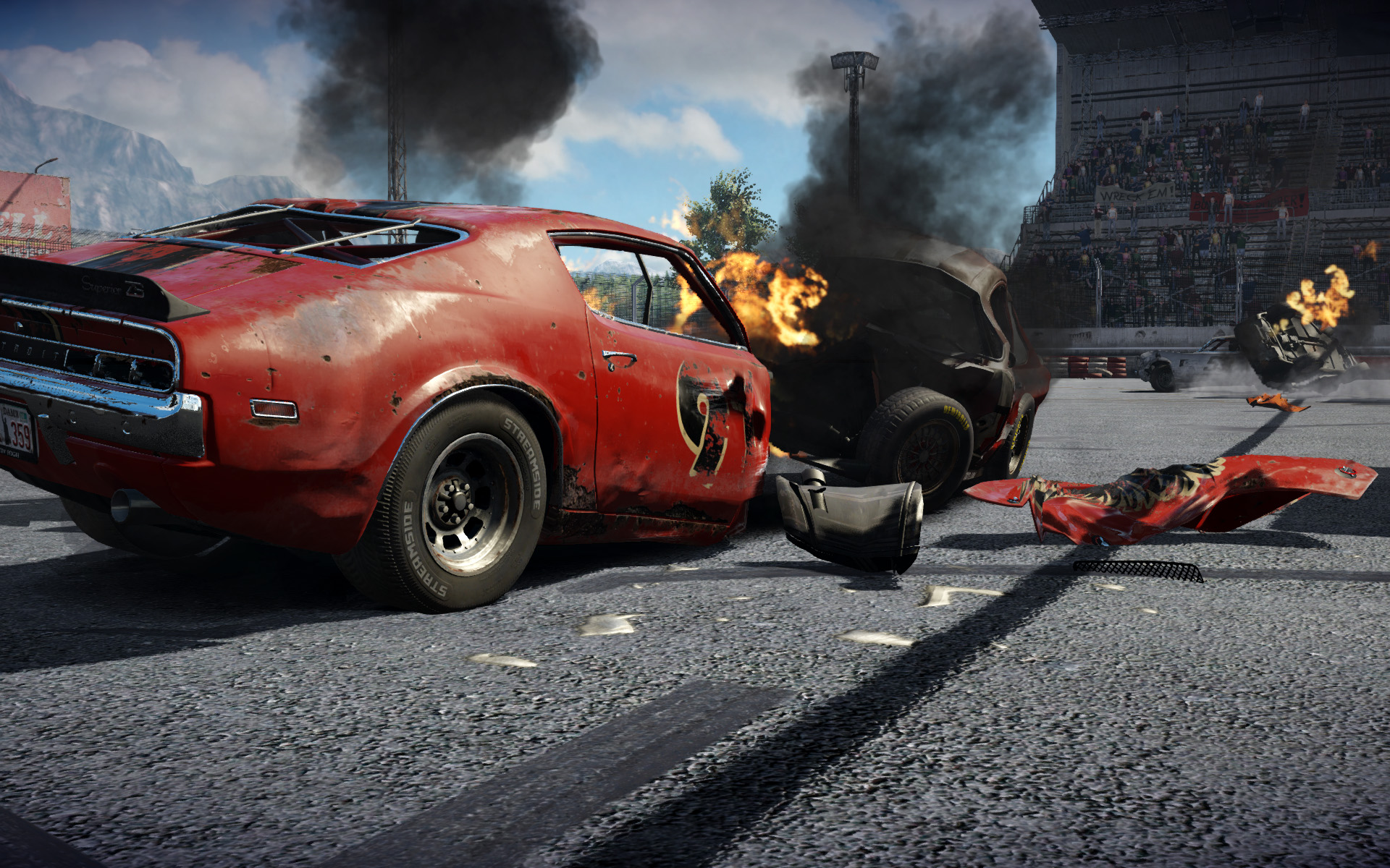 Next Car Game: Early Access doubled sales over Christmas, free demo available
