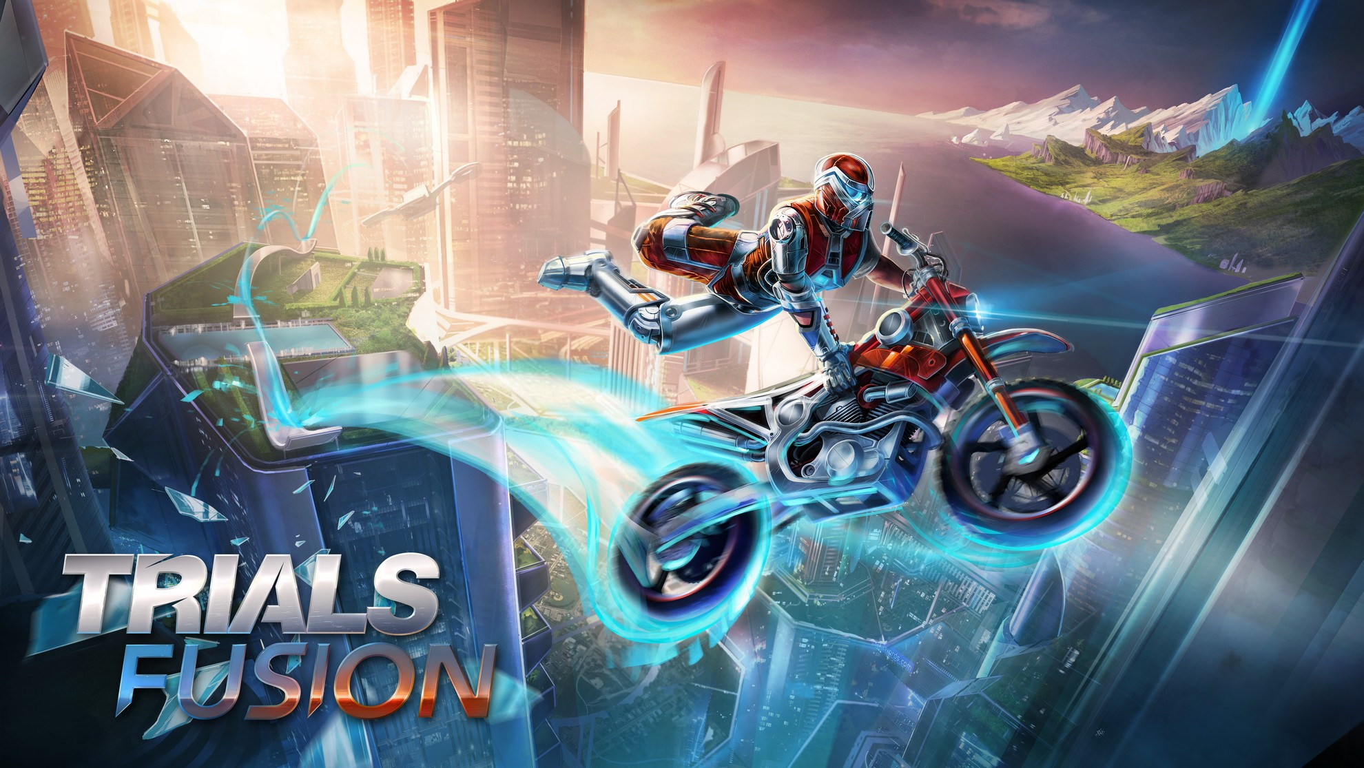 Trials Fusion trailer is up to new tricks