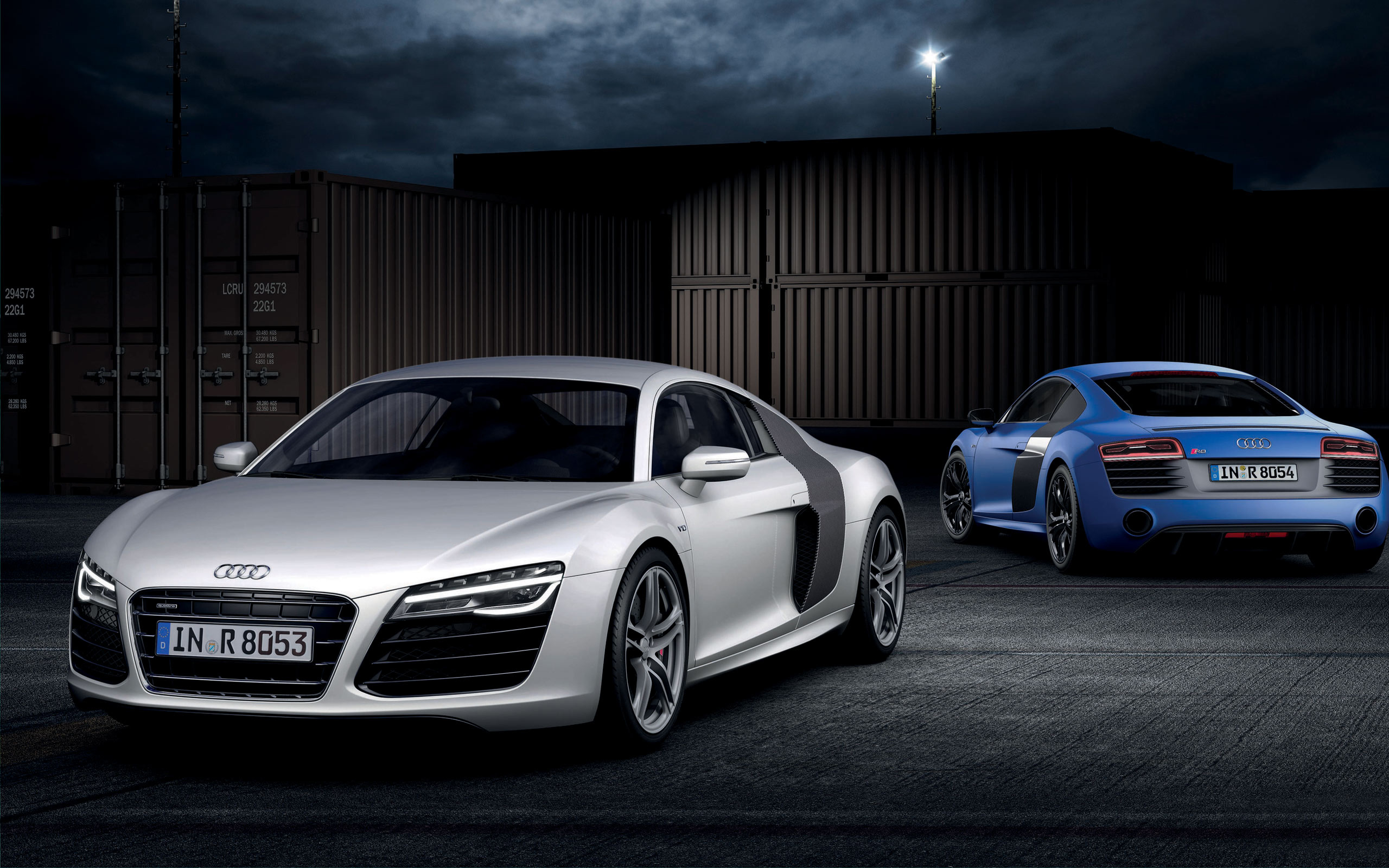 Audi septet inbound for Project CARS