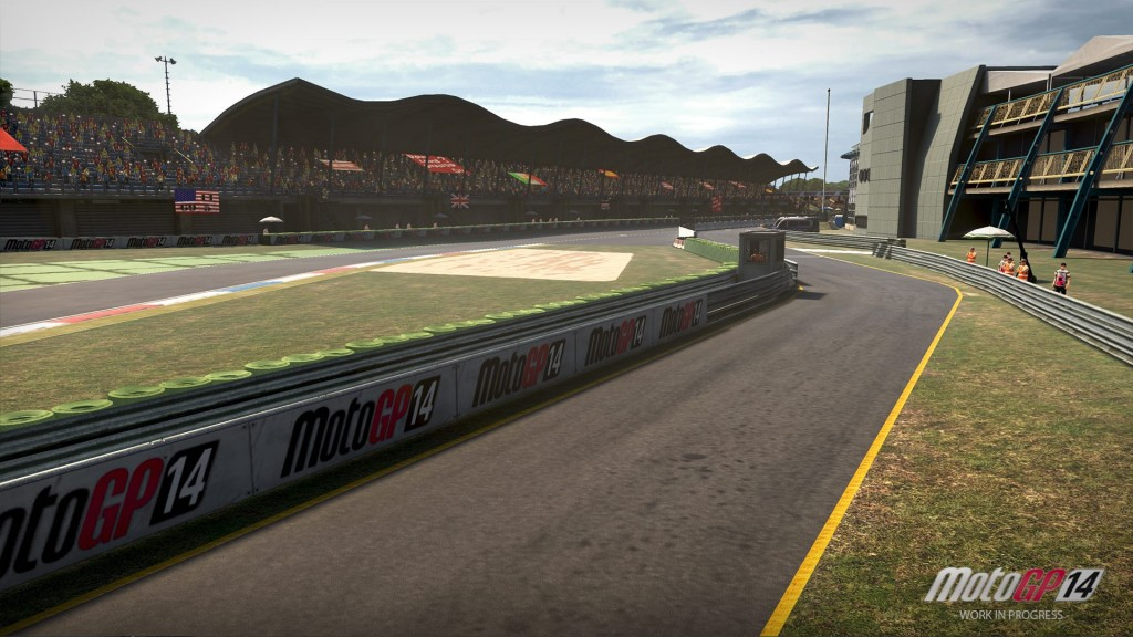 MotoGP '14 Circuit de Barcelona-Catalunya and TT Circuit Assen :: Team VVV