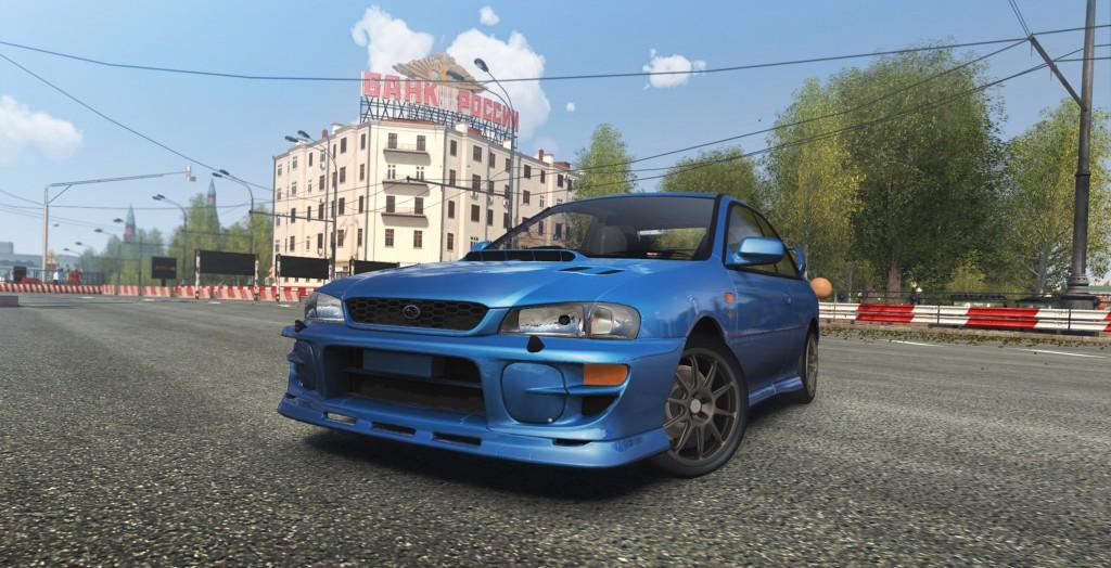 Auto Club Revolution Subaru Licence Team Vvv