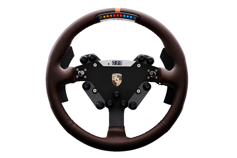 fanatec porsche 918 rsr replica wheel rim team vvv. Black Bedroom Furniture Sets. Home Design Ideas