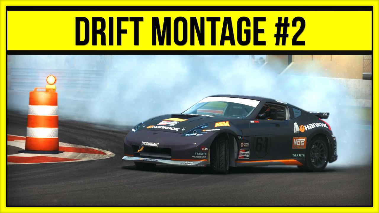Grid Autosport   Drifting Montage #2