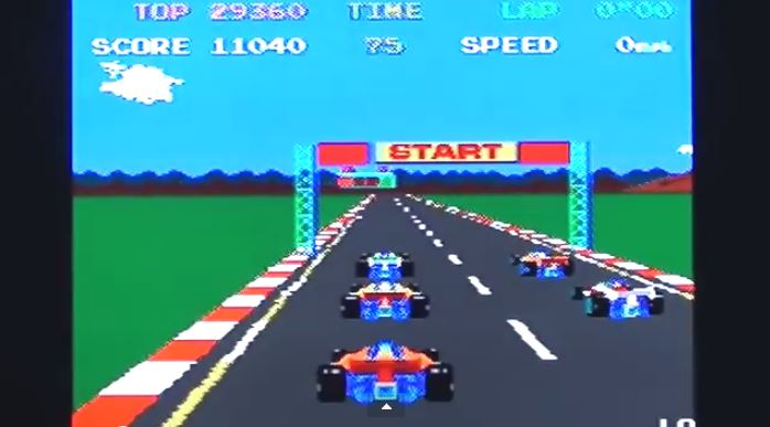 Favourite Racing Games - An Introduction.