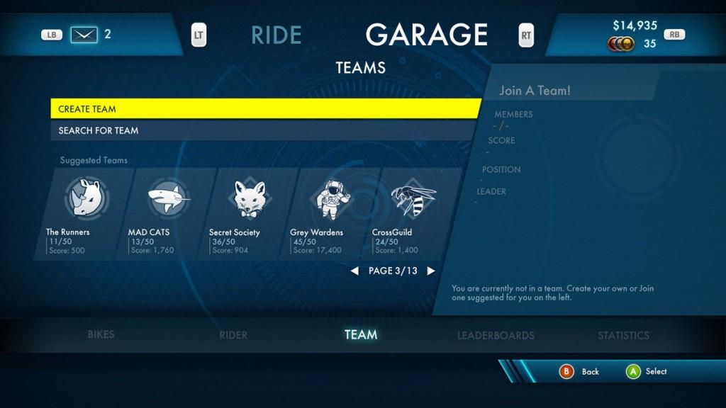 Trials Fusion online multiplayer :: Team VVV Multiplayer Games