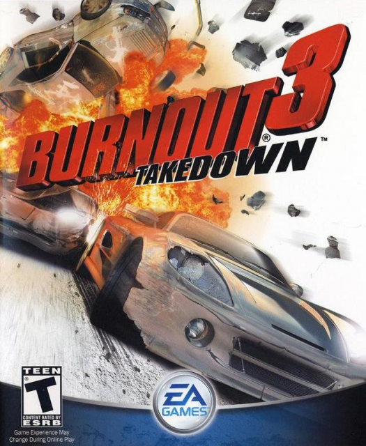 The Racing Game Chronicles - Burnout 3: Takedown (2004)