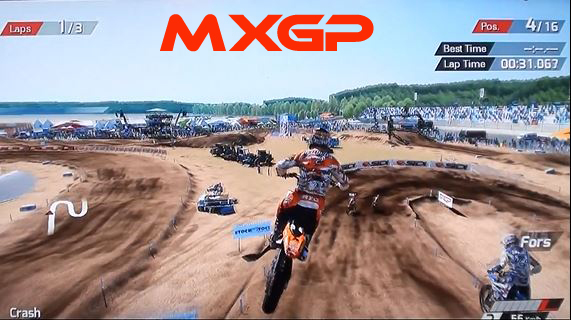 MXGP on PS3