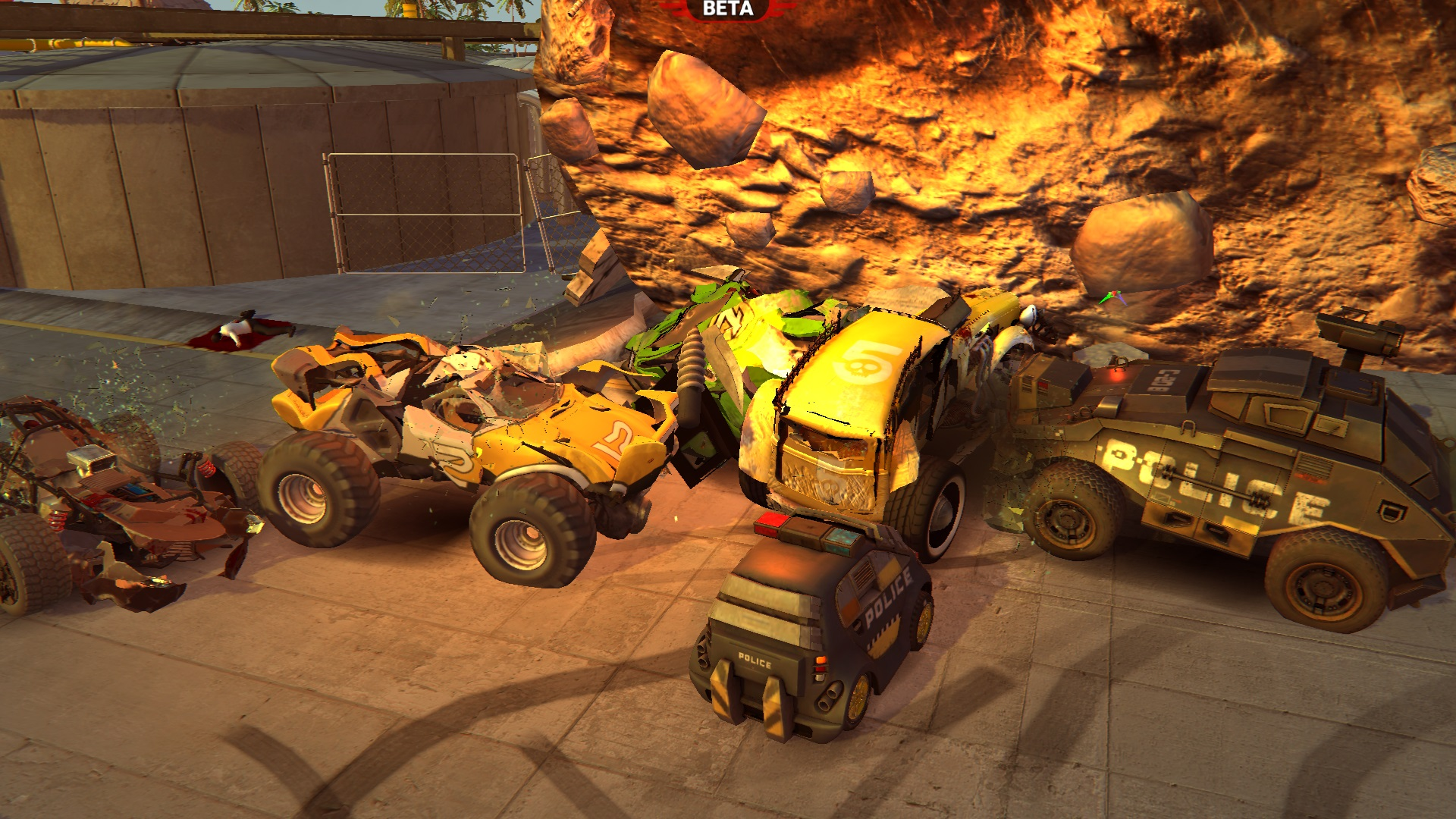 Carmageddon Reincarnation gets final PC release date
