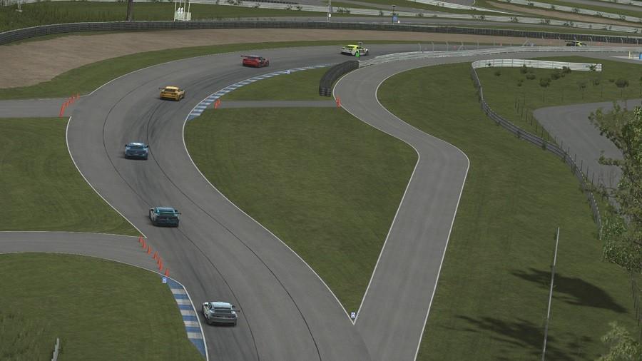 Rfactor 2 Atlanta Motorsports Park Team Vvv