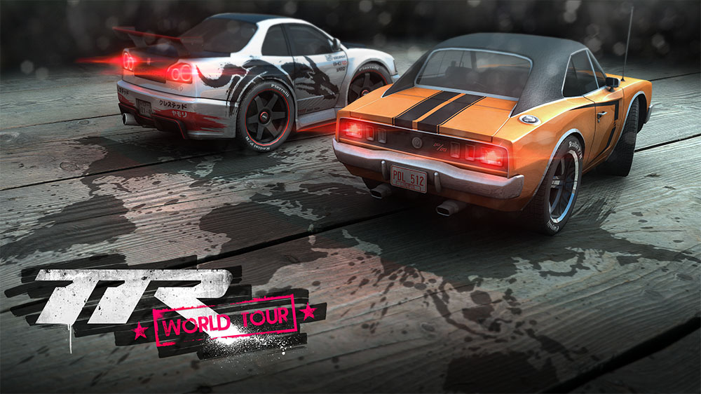 Table Top Racing World Tour: exclusive PS4 preview gameplay