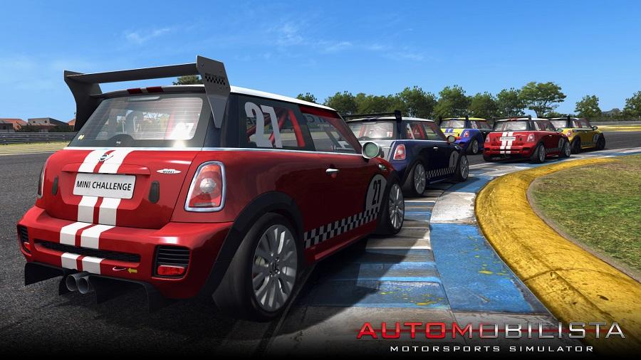 Automobilista Motorsports taken off Steam due to copyright claim