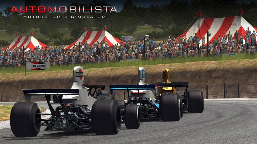 Automobilista Motorsports is back on Steam with new update