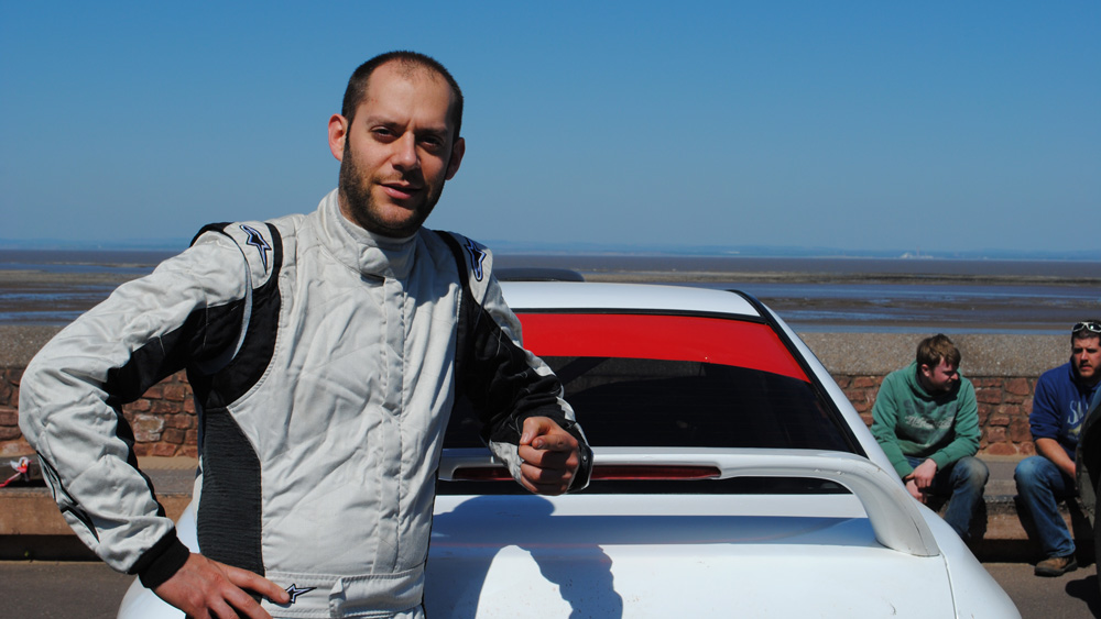DiRT Rally interview with Paul Coleman