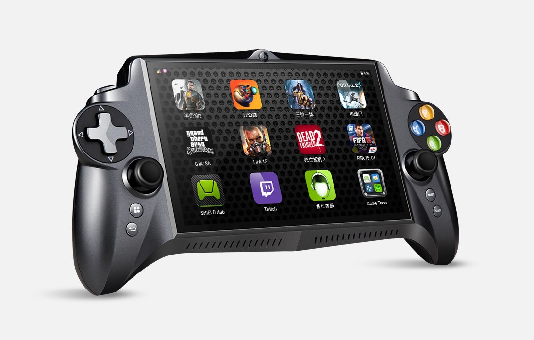 JXD S192 NVIDIA Android Gaming Tablet announced for Pre-Order