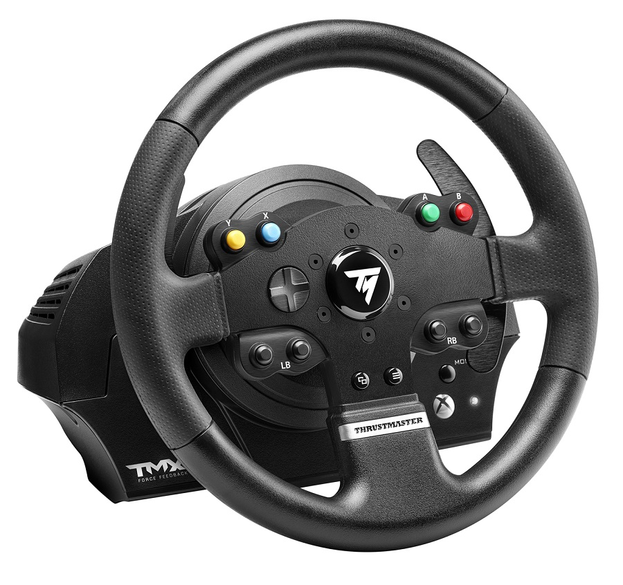 Thrustmaster TMX Force Feedback Wheel announced for Xbox One and PC