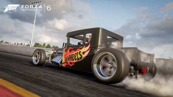 Hot Wheels Car Pack released for Forza Motorsport 6