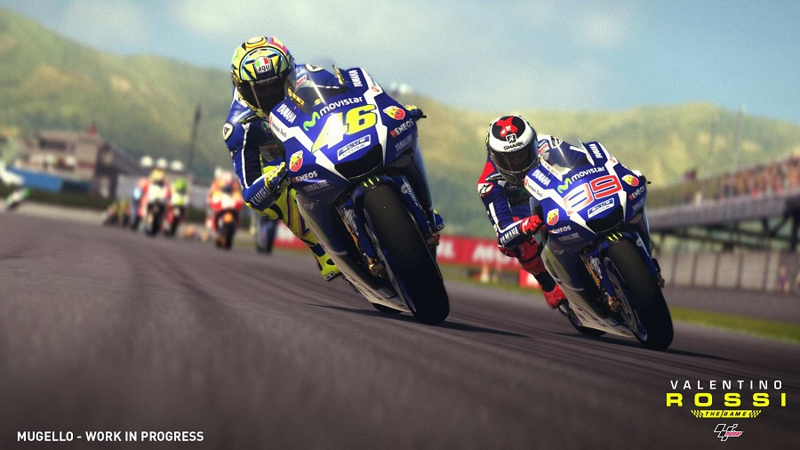 Valentino Rossi The Game releases for the PS4, Xbox One and PC
