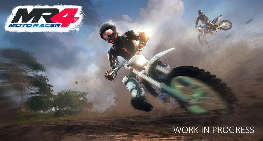 Moto Racer 4 confirmed for PlayStation VR, new trailer