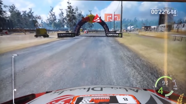 WRC 6 preview: super special stage gameplay