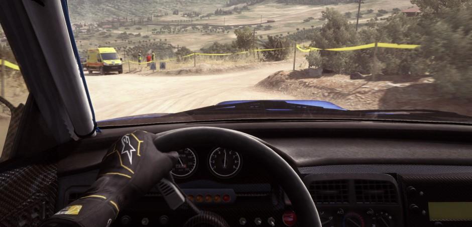 DiRT Rally to add Oculus Rift support next week
