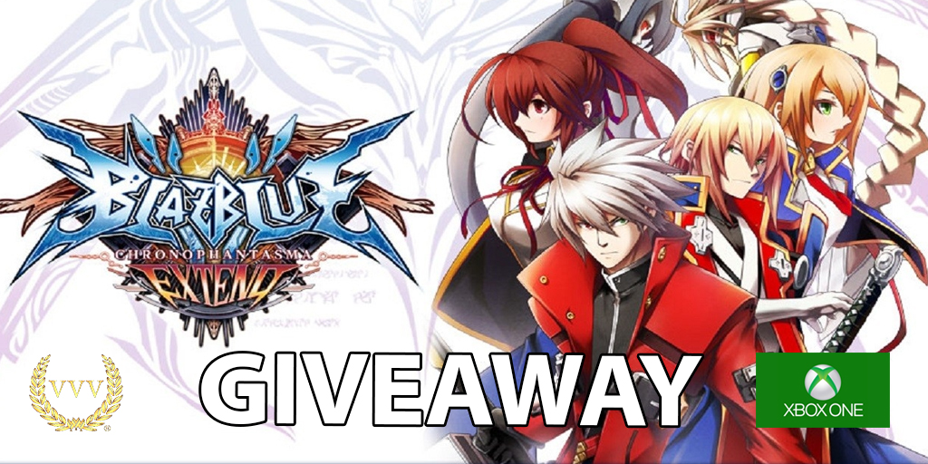 Win a copy of BlazBlue Chronophantasma Extend on Xbox One