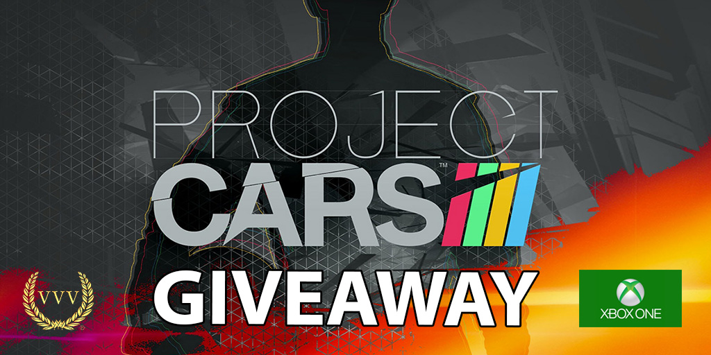 Win a copy of Project CARS on Xbox One