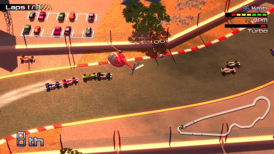 Resultado de imagen de Grand Prix Rock'n Racing Wii U