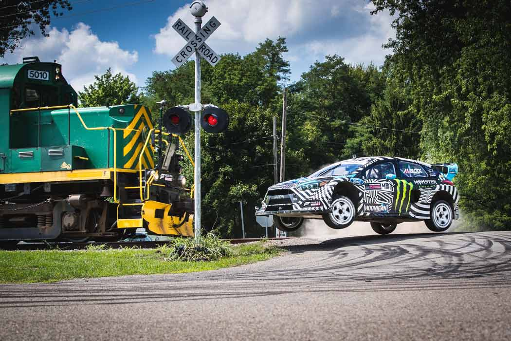 Ken Block's Ford Focus RS RX is coming to Forza Horizon 3