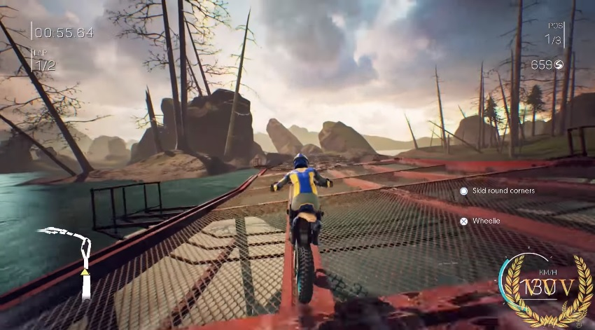 Moto Racer 4: Exclusive PS4 gameplay and preview chat