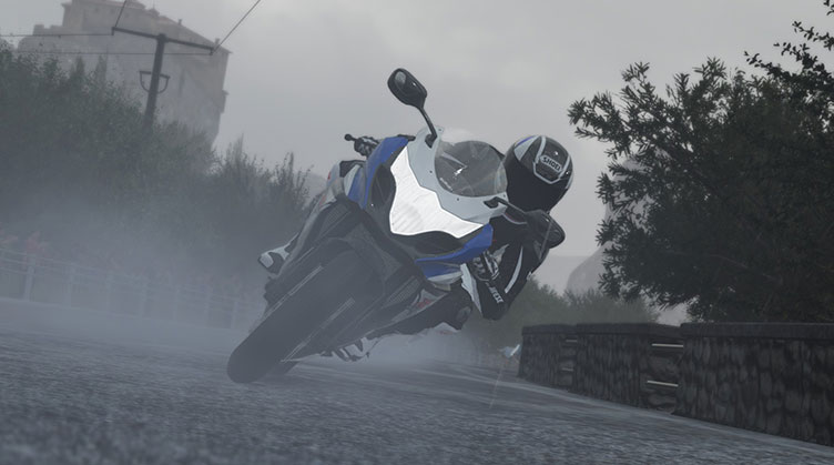 Latest Ride 2 trailer gives us a look at the wet weather conditions