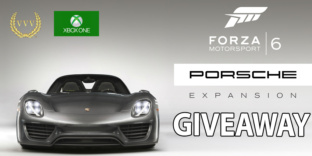 Win a Forza Motorsport 6 Porsche Expansion DLC code