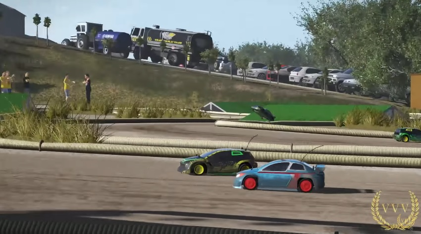 Valentino Rossi The Game: Radio Controlled Cars DLC video