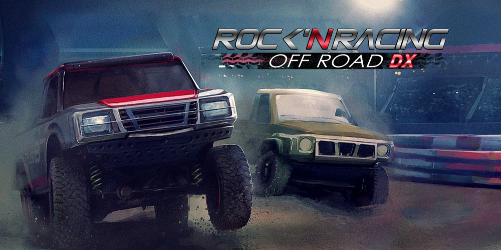 Rock´N Racing Off Road DX coming to PS4
